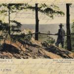 Adlerfelsen Poetenweg 1903
