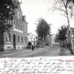 Am Gasthaus zur Lärche 1904
