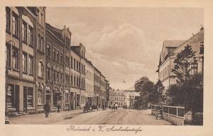 Auerbacher Strasse ca. 1915