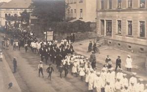 Auerbacher Strasse ca. 1920