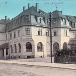 """Hotel """"Bergkeller"""" ca. 1920"""