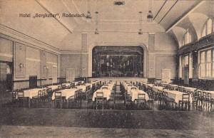 "Hotel ""Bergkeller"" 1921"