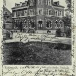 Vogtländische Bierhalle 1910