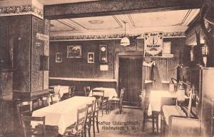 Kaffee Untergöltzsch 1919