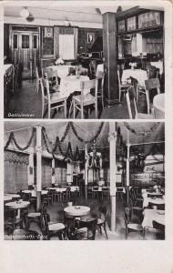 Kaffee Untergöltzsch 1940