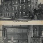 "Café und Retaurant ""Carola"" 1910"