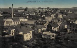 Elektrizitätswerk 1910