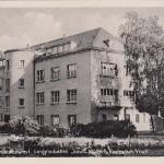 Fachschule für Ökonomie 1954