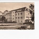 Fachschule für Ökonomie 1956