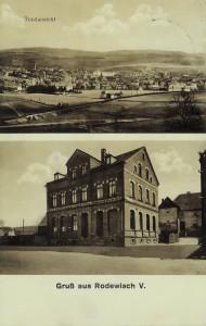 """Gasthaus zur """"Garküche"""" 1907"""
