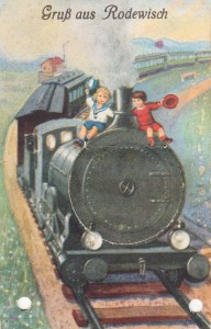 Gruß aus Rodewisch 1930