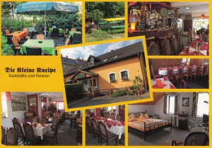 """Gaststätte und Pension """"Die kleine Kneipe"""" 2010"""