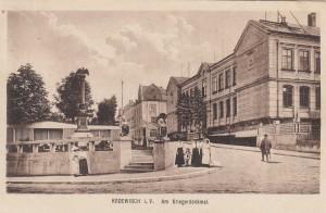 Kriegerdenkmal 1926