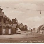 Lengenfelder Strasse ca. 1930