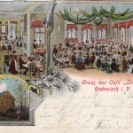 Café Lenk 1904