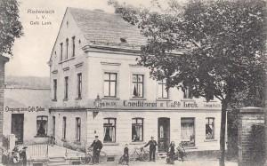 Café Lenk 1909
