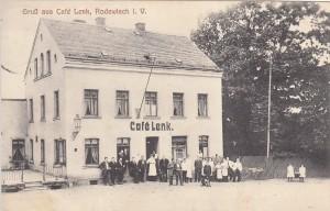 Café Lenk 1914
