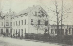 Café Lenk 1918