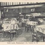 Café Lenk 1925