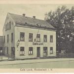 Café Lenk 1926
