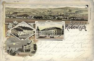 Lithografie Rodewisch 03