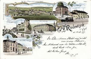 Lithografie Rodewisch 05