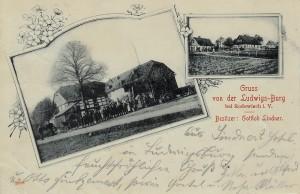 Ludwigs-Burg 1901