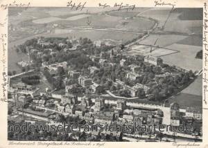 Luftbildaufnahme 1923