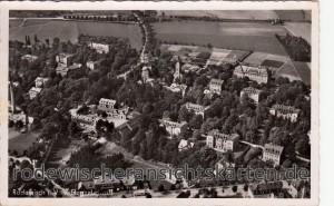 Luftbildaufnahme 1930er