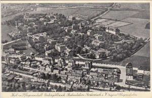 Luftbildaufnahme 1943 (1)