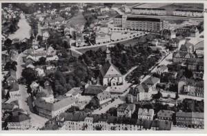 Luftbildaufnahme 1943 (2)