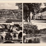 Mehrbildkarten nur Rodewisch 1958
