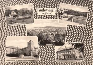Mehrbildkarten nur Rodewisch 1966 (1)