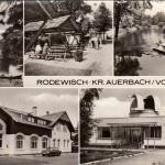 Mehrbildkarten nur Rodewisch 1976