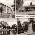 Mehrbildkarten nur Rodewisch 1978