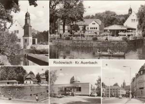 Mehrbildkarten nur Rodewisch 1979 (1)