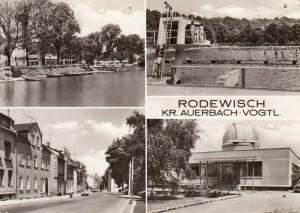 Mehrbildkarten nur Rodewisch 1979 (3)
