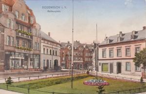 Markt 1915 (2)