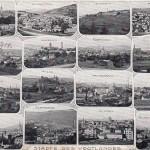 Mehrbildkarten mit Rodewisch 1914