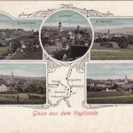 Mehrbildkarten mit Rodewisch 1916 (1)