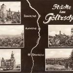 Mehrbildkarten mit Rodewisch 1966