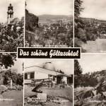 Mehrbildkarten mit Rodewisch 1972