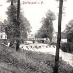 "Gasthof zum ""Messingwerk"" 1910"