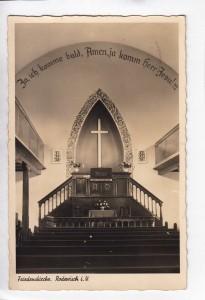Methodistische Kirche 1939
