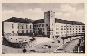 Pestalozzischule 1953