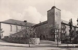Pestalozzischule 1961