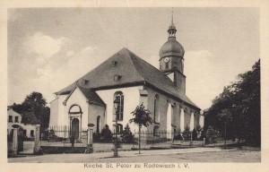 St.-Petri-Kirche ca. 1920