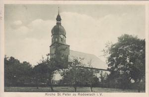 St.-Petri-Kirche 1925