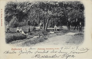 Poetenweg 1903
