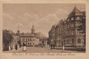 Post ca. 1925